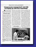 Compression Management, Diagnostic Imaging